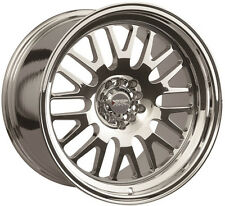 XXR 531 19X8.5 WHEELS 5X100/114.3 +35 PLATINUM RIM (SET OF 4)