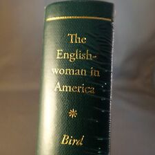 The Englishwoman in America by Isabella Bird Lakeside Press NEW