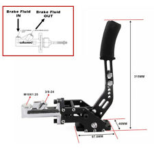 Aluminum Car SUV Auto Off-Road Hydraulic Handbrake Racing Drift Hand Brake-Black