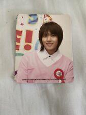 Super Junior Ryeowook Memory Official photocard Card Kpop K-pop Us Seller