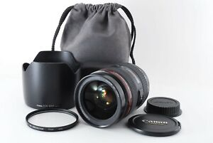 Canon EF 28-70mm f/2.8L USM Lens w/food , case FedEx From Japan [Exc #99A