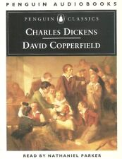 Charles Dickens - David Copperfield (4xCass A/Book 1996)