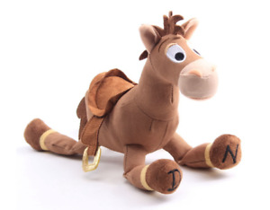 25CM BULLSEYE HORSE TOY STORY ACTION FIGURES DOLL KID SOFT PLUSH STUFFED ANIMALS