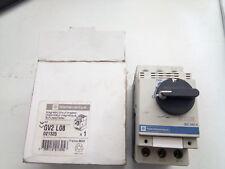 Telemecanique disjoncteur magnétique GV2 L08 4A