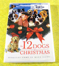 The 12 Dogs of Christmas ~ New DVD Movie ~ 2005 Family Holiday Classic