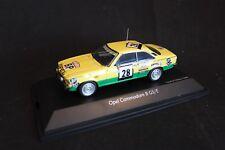 Schuco Opel Comodore B GS/E 1974 1:43 #28 Barailler / Pantalacci Tour de Corse
