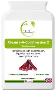Cleanse-A-Col B version 2