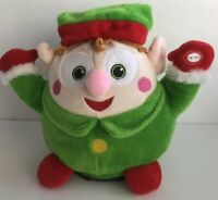 New Animated Dancing Singing Spinning Christmas Spinner Gift