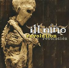 Ill Nino - Revolution Revolucion ROADRUNNER RECORDS CD 2001  (RR8497-2)