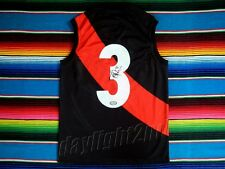 ✺Signed✺ PAUL CHAPMAN Essendon Bombers Guernsey PROOF COA Jumper AFL 2018