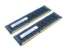 8GB (2 x 4GB) Hynix HMT351R7BFR4C-H9 4GB 2Rx4 PC3-10600R ECC Reg Server Memory