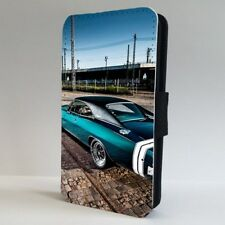 Vintage Classic Muscle Car FLIP PHONE CASE COVER for IPHONE SAMSUNG