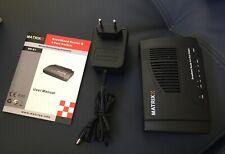 Matrixx 4 Port Router / Switch