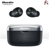 Bluedio Fi Bluetooth TWS Wireless Earphones Waterproof Sports Headset, Earbuds