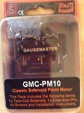 Gaugemaster GMC - PM10. Classic Solenoid Point Motor.