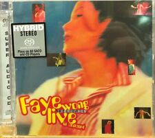 FAYE WONG - 王菲 最精彩的演唱會  (2 X SACD) MADE IN JAPAN
