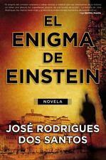 El Enigma de Einstein by José Rodrigues Dos Santos (2010, Paperback)