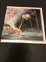 Jeff Wayne's War of the Worlds Vinyl LP NEW Sealed 0889854494315