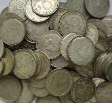 Drittes Reich Lot von 50 x 2 Reichsmark 1937,1938,1939,Paul von Hindenburg.
