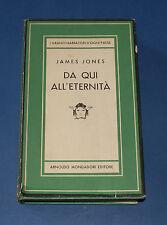 James Jones - Da qui all'eternità - Mondadori Medusa 1956