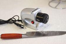 Knife Electric Sharpener kitchen Scissors Blades Screwdrivers Sharpening Tool BS