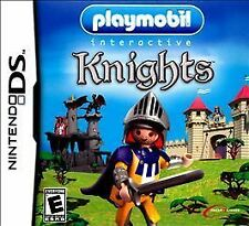 Playmobil Knights  (Nintendo DS, 2010) New Sealed