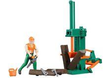 Bruder 62650 Figurenset Forstwirtschaft Figuren Set Forst Wirtschaft Bworld NEU
