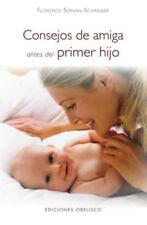Consejos de amiga antes del primer hijo (Spanish Edition)-ExLibrary