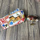Vintage Rolling Cat Toy Made In China With Box