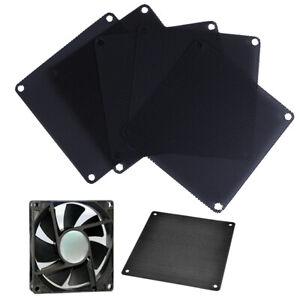 5Pcs 140mm PVC PC Fan Dust Filter Dustproof Case Computer Cooler Cover M_tiDITM