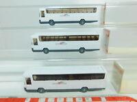 BO767-0,5# 3x Wiking H0/1:87 712 Reisebus/Bus Mercedes O 303 Taeter sehr gut+OVP