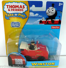 Thomas and Friends Take-n-Play Winston DISCOUNTED