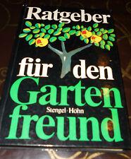 DDR  +  Ratgeber für den Gartenfreund  ++Stengel Höhn