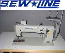 Sewline Sl-243 New Extra Heavy Duty Walking Foot Industrial Sewing Machine