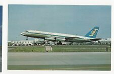 Denver Ports Of Call Convair 990A Aviation Postcard, A668