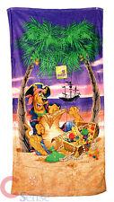 Scooby Doo Beach Towel, Bath Towel  Treasure island Cotton 30 x 60