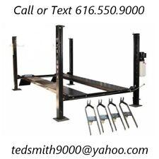 Titan HD4P-12000 Automotive Lift 12,000 lb 4-Post
