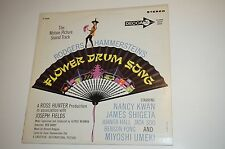 RODGERS AND HAMMERSTEIN'S FLOWER DRUM SONG DL 79098 LP EX/VG