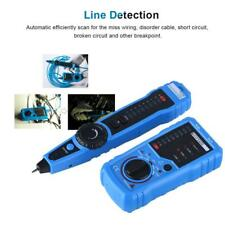Telephone Network Cable Wire Line Probe Tracker Tester Tone Generator Finder Set