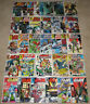 G.I. JOE Lot of 34. Top Series & #1 issues. Mostly Copper Age. Nice!!!