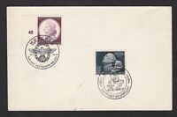 Germany Reich 1942 Cover Swastika Cancellation