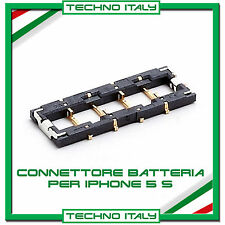CONNETTORE BATTERIA A PIASTRA MADRE TO MOTHERBOARD RICAMBIO PER IPHONE 5S