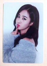 SNSD Girls' Generation 2015 Greetings Calendar [OFFICIAL] Photo Card - Yuri