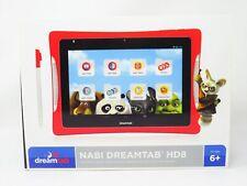 "Nabi Dreamworks Movies DreamTab HD8 16 GB Creative Kids 8"" Tablet Wi-Fi Enabled"