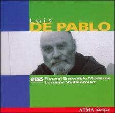 Luis de Pablo, New Music