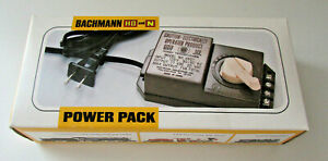 Bachmann HO & N Scale Power Pack for Electric Trains Transformer #44207