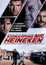 Kidnapping Mr. Heineken  - Anthony Hopkins (DVD)