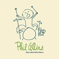 Phil Collins ‎– Plays Well With Others - 2 CD MEDIA BOOK - NEW SEALED