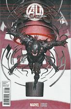 AGE OF ULTRON 3 RARE VARIANT 1:25 HITCH ULTRON VARIANT 2013 SPIDERMAN