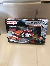 Meccano SET 6952 CAR COMPLETE BOXED Radio Remote Control Meccano 2 Models Motor